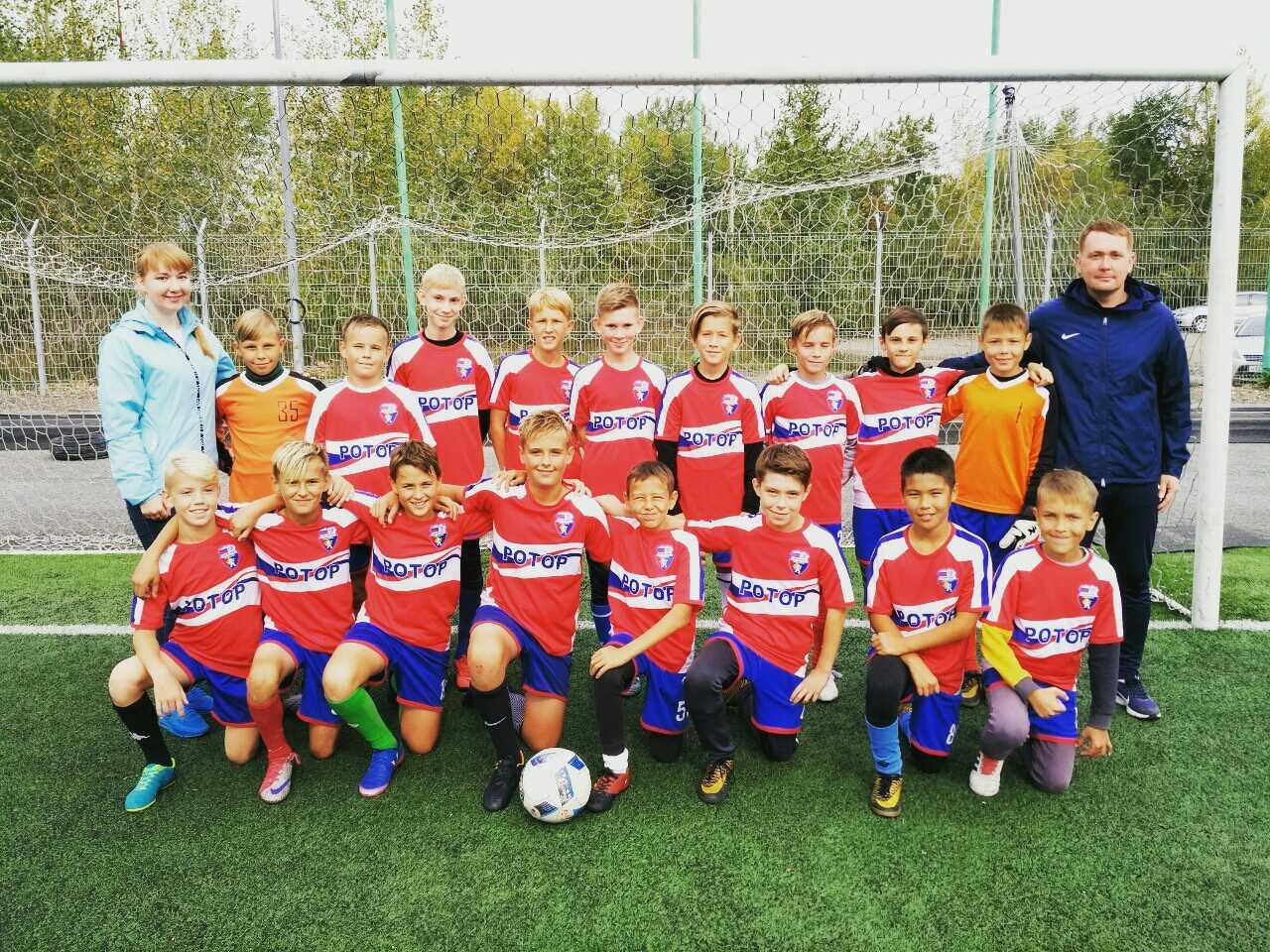 Ротор детский футбольный клуб москва ночной клуб до и после в москве